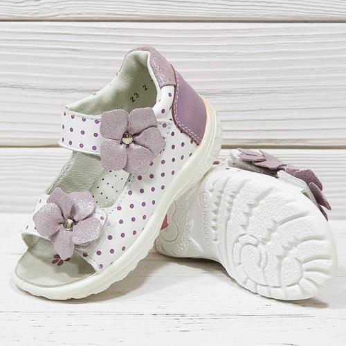 детская летняя обувь для девочки
