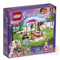 Конструктор Lego Friends Комплексный набор 66537