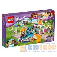 Конструктор Lego Friends Летний бассейн 41313