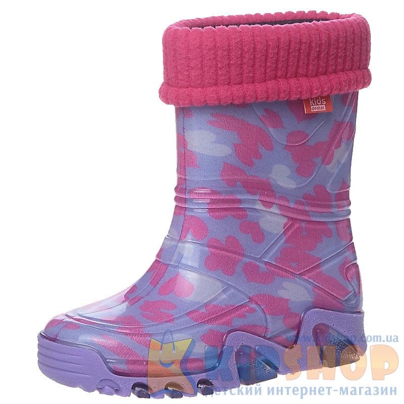Дитячі гумові чоботи Демар Stormic Lux Print C 0029 в м. Київ купити ... 03b7abc8bb465
