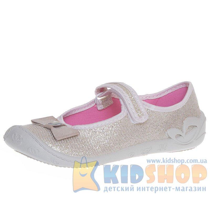 Текстильная детская обувь 3 F Польша купить в интернет-магазине Teremok 23315d79d678c