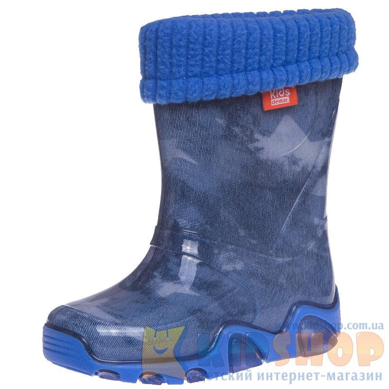 Резинові чоботи дитячі Демар Stormer Lux Print (C) для хлопчиків ... 9cd3e898abb1c