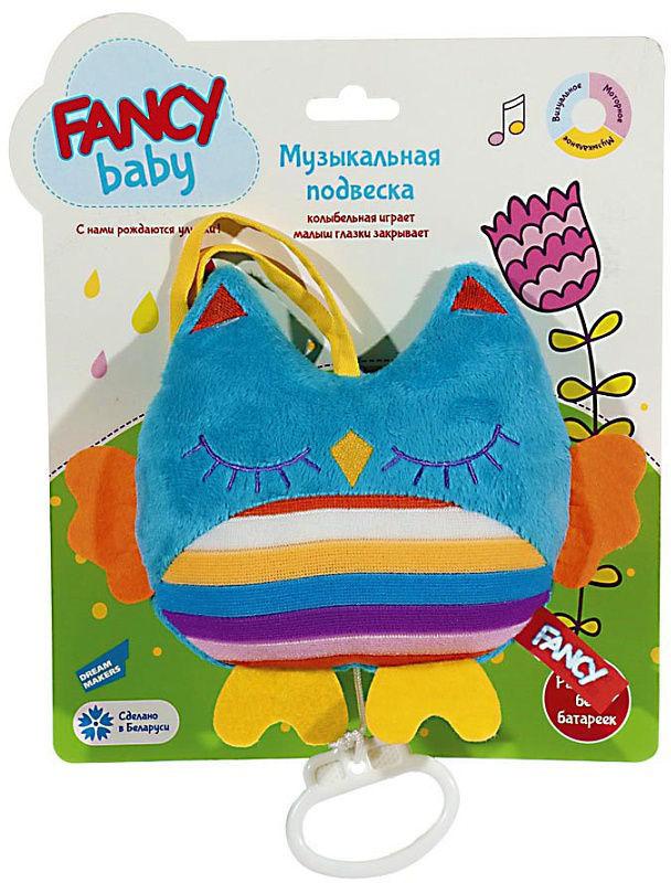 Fancy Музична іграшка-підвіска Совушка 9b145d2475fb3