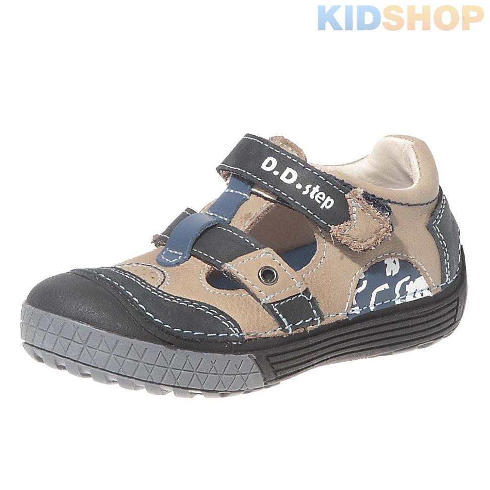 9c923bdc8a45ab Кожаные весенние туфли для мальчиков D.D.Step 022-34АМ купить в ...