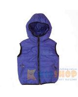 0c1f3345897dc3 Демісезонна жилетка для хлопчика Angeli-R пісочного кольору купити в ...