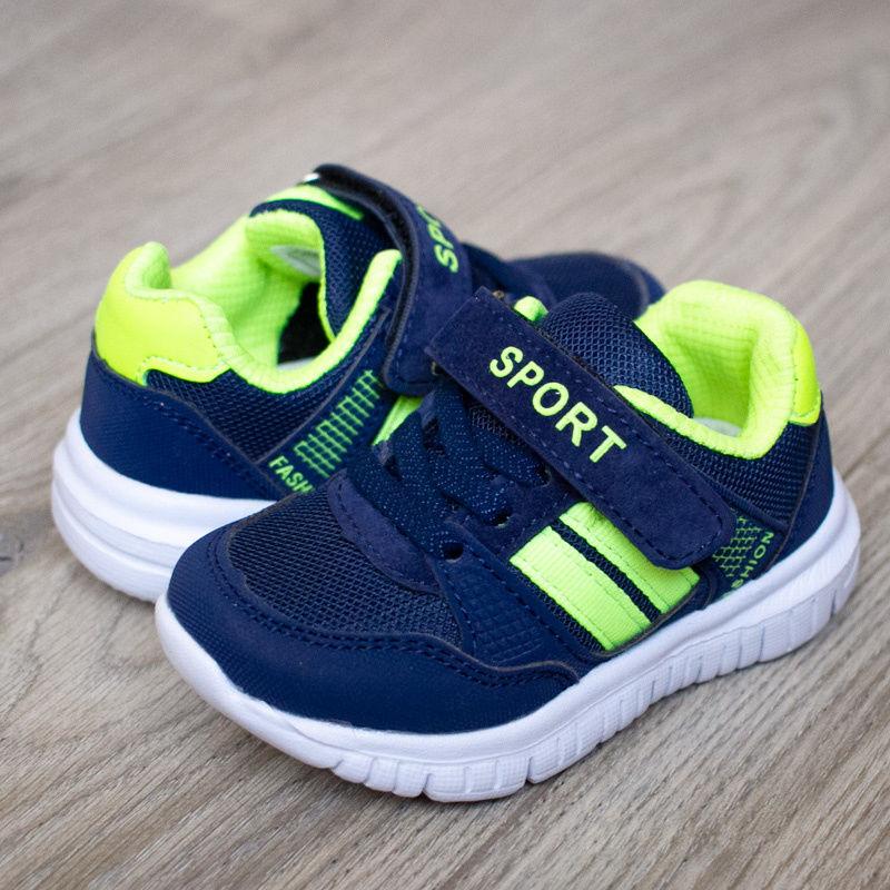 366293363e360d Кросівки Tom.m 5624 B для хлопчика, колір синій, зелений   купити в ...