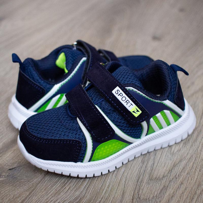 341d109d31d905 Кросівки для хлопчика.м 5568 B колір синій, зелений   купити в ...