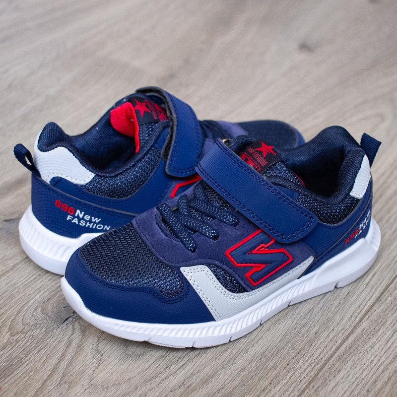 1ef809e2ddf4bc Кросівки для хлопчика Tom.m 3222 D колір синій купити в інтернет ...