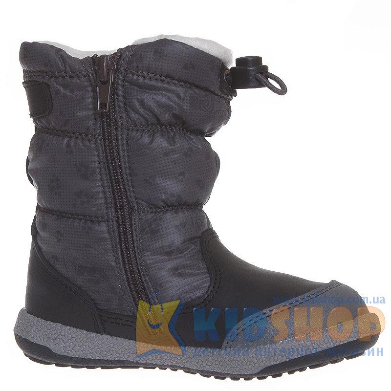 0ff1a99f5ccbca Зимові термо сапоги D.D.Step JB 12250 M сірого кольору купити в ...