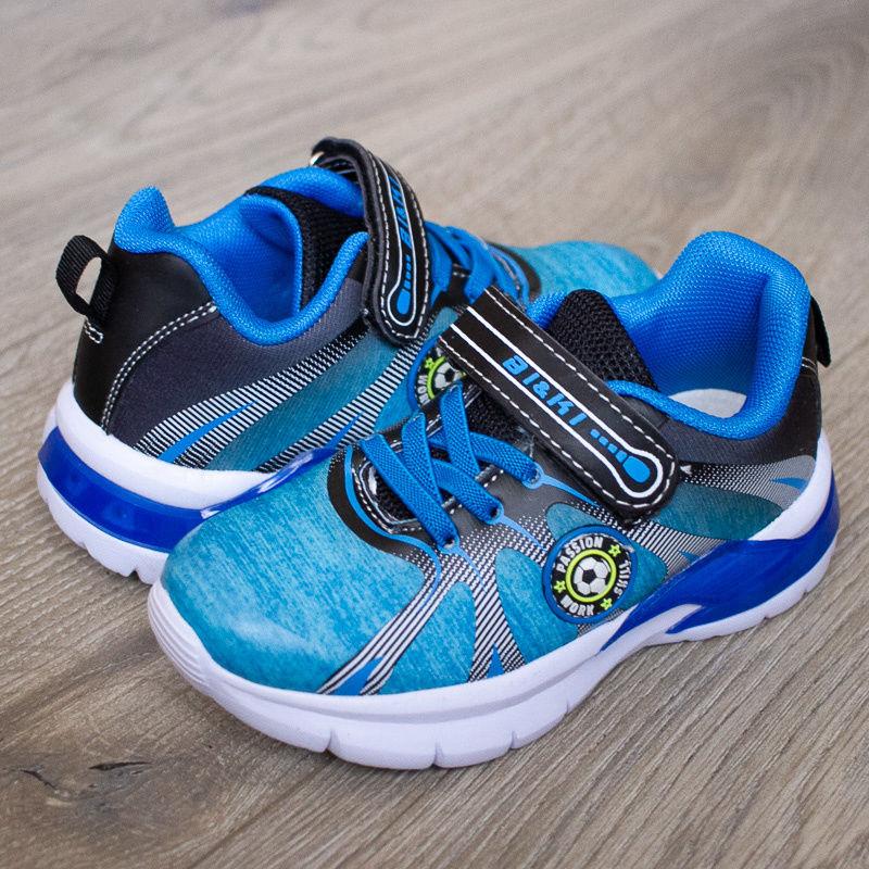 41a2752fad69b1 Кросівки світяться Bi&Ki 0242 B для хлопчика купити в інтернет ...