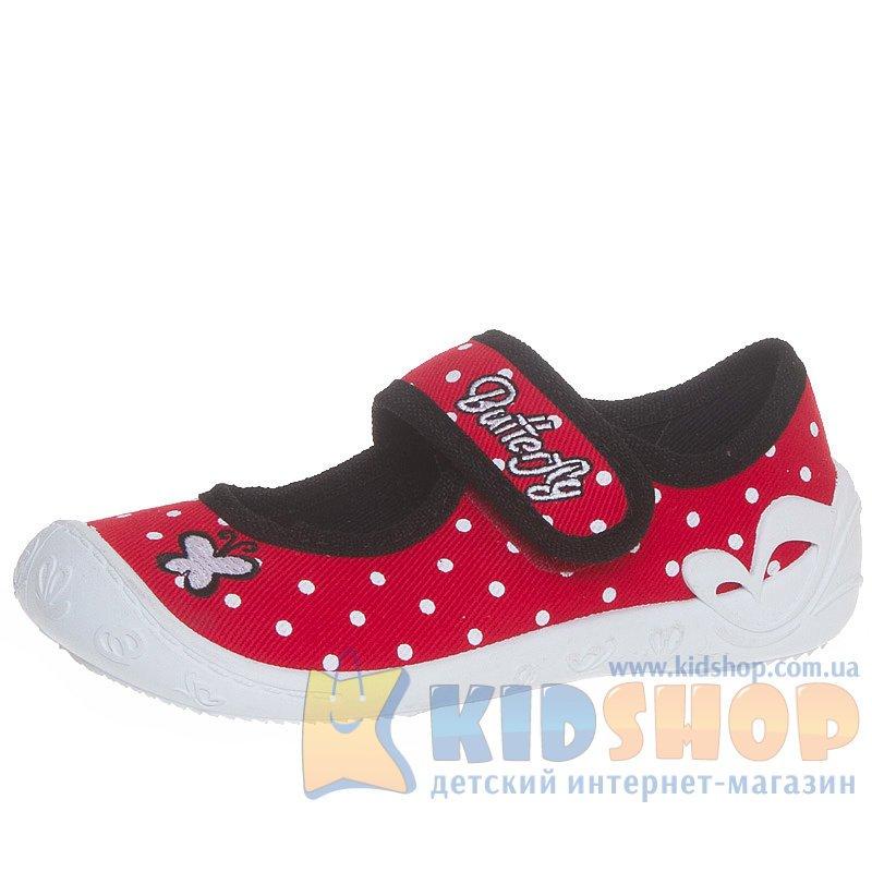 Тапочки для девочек 3F Atena 3A3 1 красного цвета купить в интернет ... 4f5e89699177f