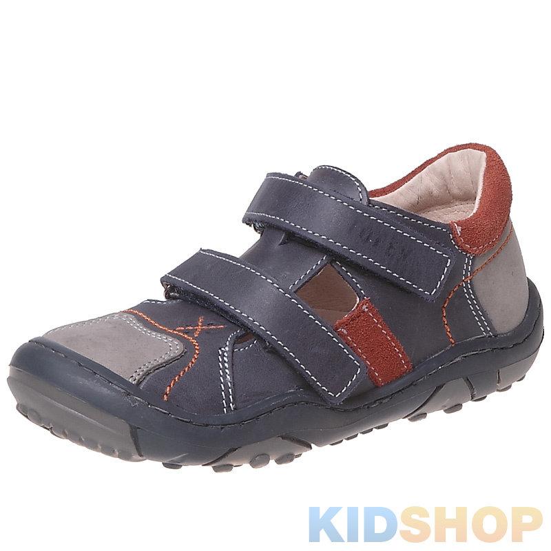 6862c352c7823b Весенние кожаные туфли для мальчиков ТМ Котофей 432005-23 купить в ...