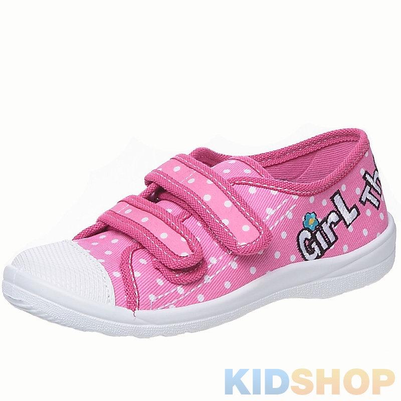 2efcf1dd0b954b Текстильные кеды для девочки MB 778-2 розовый цвет купить в интернет ...