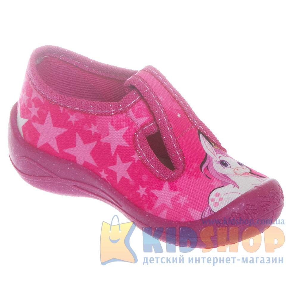 Купить Текстильные туфли для девочки 3F tygrysek 1f8 1 в Киеве по ... b3ece4facd464