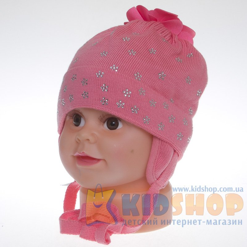 Купить Шапка Barbaras BF 50 С розовый в Киеве по цене 230 грн. в ... ef81f005a8db8