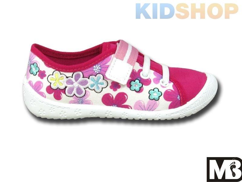 5b1146ff9d0e78 Текстильні туфлі для дівчаток МВ 316-B в інтернет-магазині Теремок