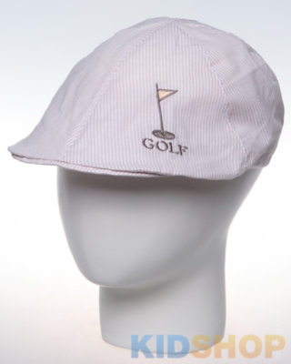 Кепка Elf-kids golf beige
