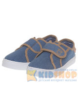 Текстильные мокасины D.D.Step CSB-27CL Bermuda Blue