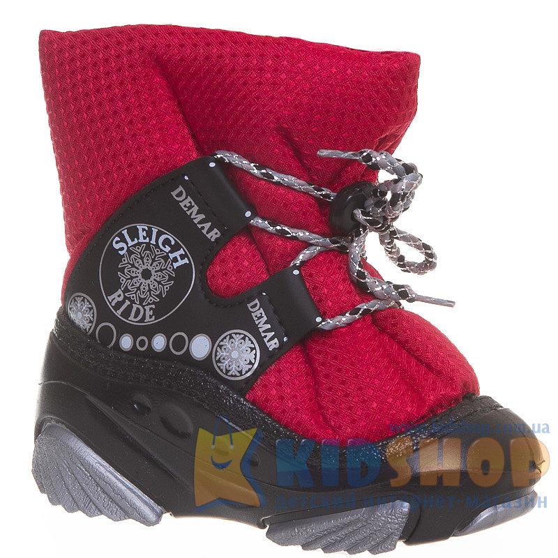 Купить Зимові чоботи Demar Snow ride 4016 C в Киеве по цене 395 грн ... 4d7c30b1984d2