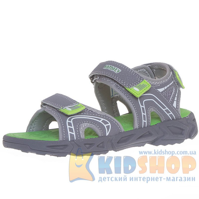 9bd0c95a9 Пляжная обувь Котофей для мальчиков купить в интернет-магазине Teremok